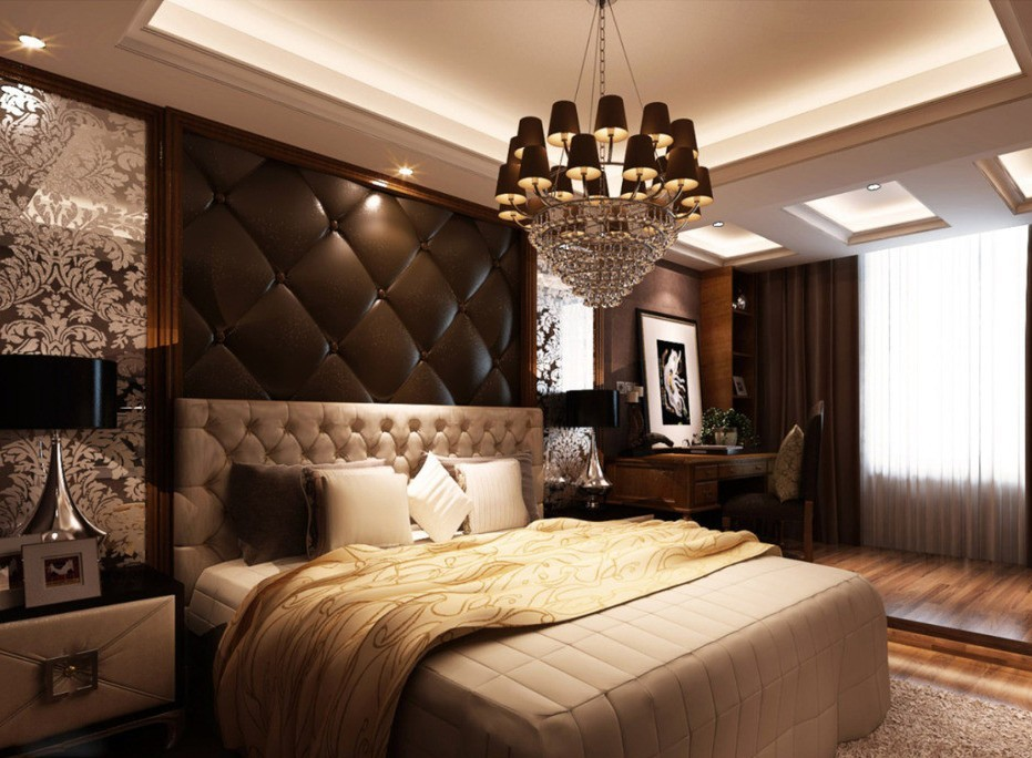 Design and Decoration For Bedrooms With Luxury Bed room ...