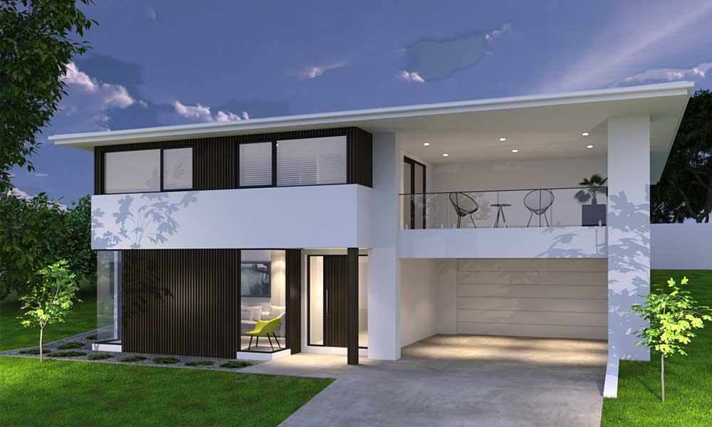 New Home Designs Modern Architecture Dink Off Architects